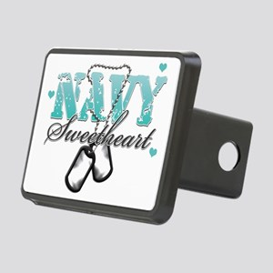 3-navy teal Rectangular Hitch Cover