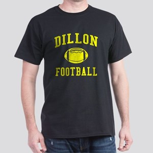 Dillon Football Dark T-Shirt