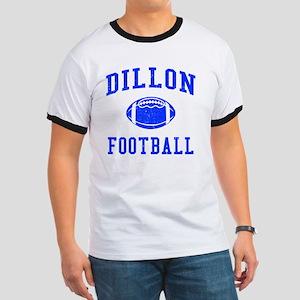 Dillon Football Ringer T