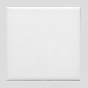 GJEMTT-white Tile Coaster