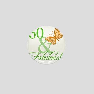fabulousII_60 Mini Button