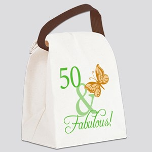 fabulousII_50 Canvas Lunch Bag