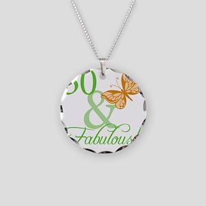 fabulousII_50 Necklace Circle Charm