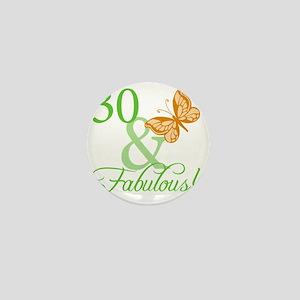 fabulousII_30 Mini Button