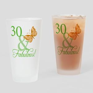 fabulousII_30 Drinking Glass