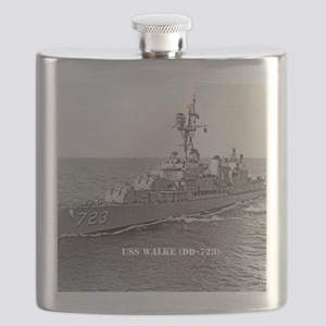 walke small poster Flask
