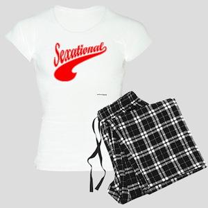 Sexational red Women's Light Pajamas