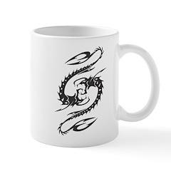 Tribal Water Monsters Mug