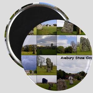 Avebury2_5x5_text Magnet