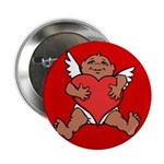 Valentine's Hearts Button Cool Love Buttons