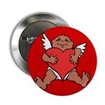 "Valentine's Hearts 2.25"" Button (10 pack)"