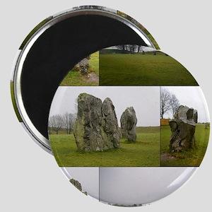 Avebury_9x12_text Magnet