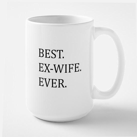 Best Ex-wife Ever Mugs