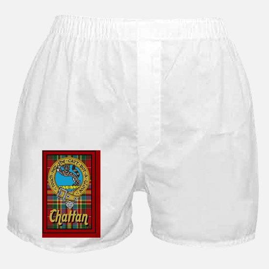 chat23x35-a Boxer Shorts