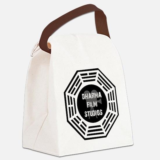 Dharma Films 4 Canvas Lunch Bag