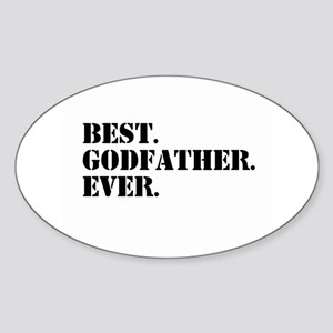 Best Godfather Ever Sticker