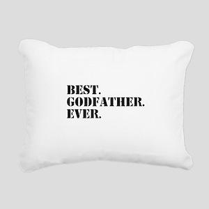 Best Godfather Ever Rectangular Canvas Pillow