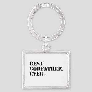 Best Godfather Ever Keychains