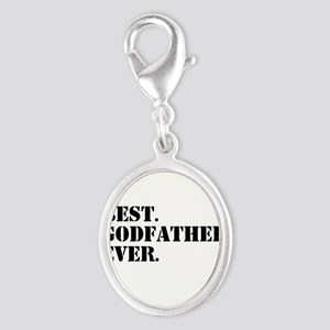 Best Godfather Ever Charms