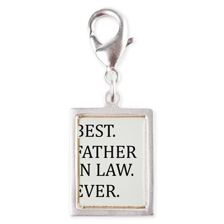 Best Father-in-law Ever Charms