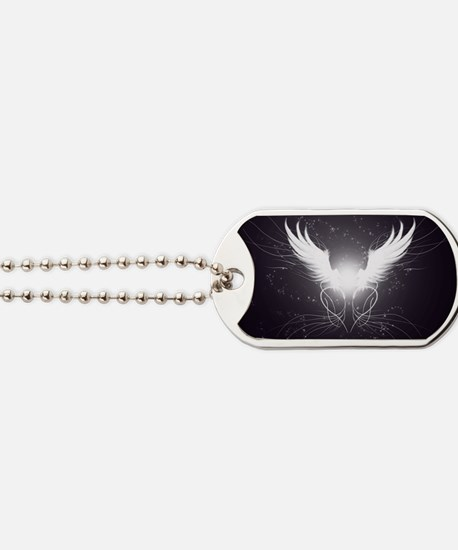 2-wings2.5 Dog Tags