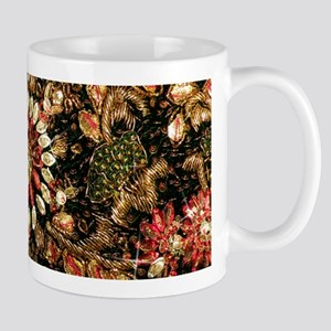 Beaded Indian Saree Pho Stainless Steel Trave Mugs