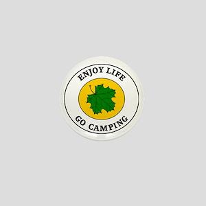camping5 Mini Button