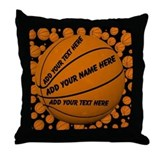 Basketball personalize Home Accessories