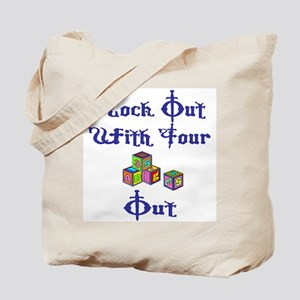 Rock Out Tote Bag
