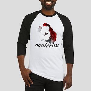 santorini_tee_light Baseball Jersey