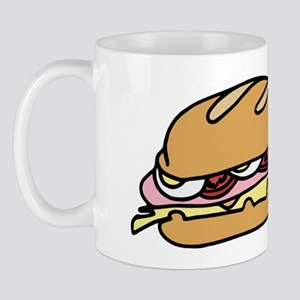 Submarine Sandwich Mug