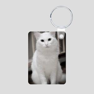 2-DSC_3989 B Aluminum Photo Keychain