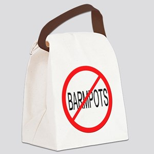 road no barmpots Canvas Lunch Bag