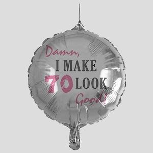 good70_light Mylar Balloon