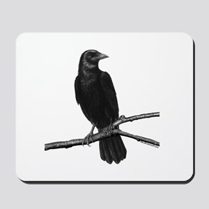 Black Crow ~ Mousepad