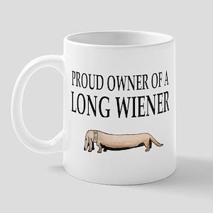 Long Wiener Dachshund Mug