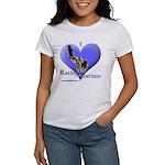 I Love Racing Siberians Women's T-Shirt