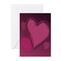 Valentine's Day Greeting Cards 10pk Love Gifts