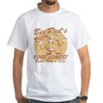 Adult Humor White T-shirt