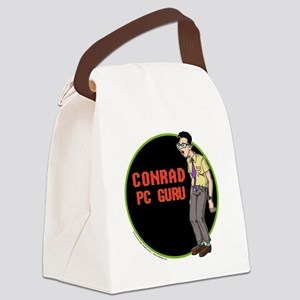 OS Buddies : Conrad : 10x10 Outli Canvas Lunch Bag