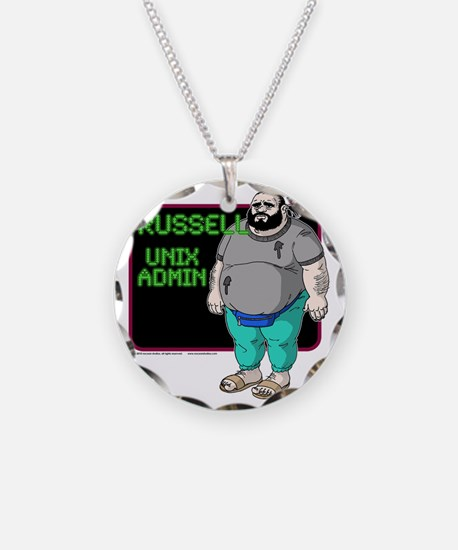 OS Buddies : Russell Necklace