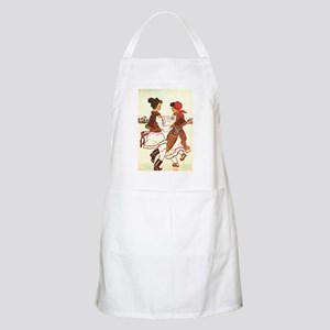 """Letters from Romania"" BBQ Apron"