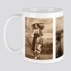 """""""Letters from Romania"""" Mug"""