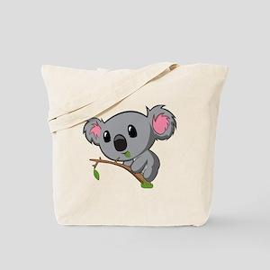 Hungry Koala Tote Bag