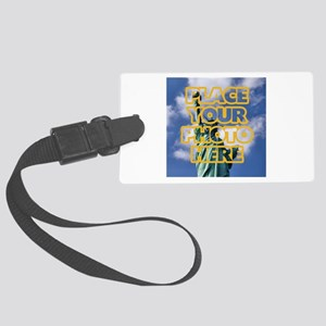 Add Photo Large Luggage Tag