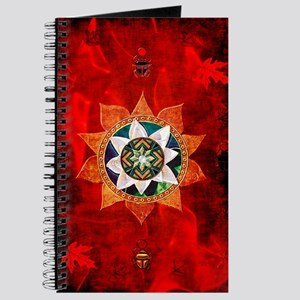 Lotus Flower Art Journal