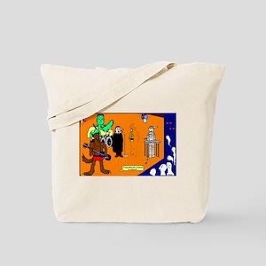Paranormal Concert Tote Bag