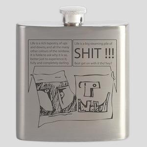 duofac_strip_rich_tapestry Flask