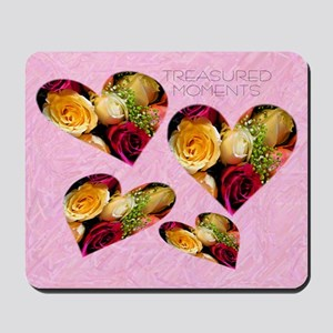 roses Note Card Mousepad