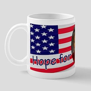 Palin_HopeForTommow_8.3x3 Mug